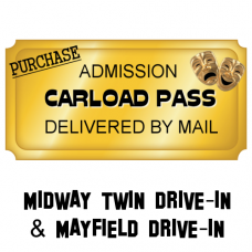Individual Passes - Delivered by mail