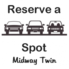 Reserve a Spot - Midway Twin Drive-In