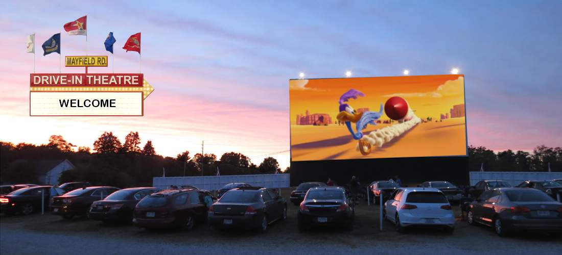 Mayfield Road Drive-In Theatre